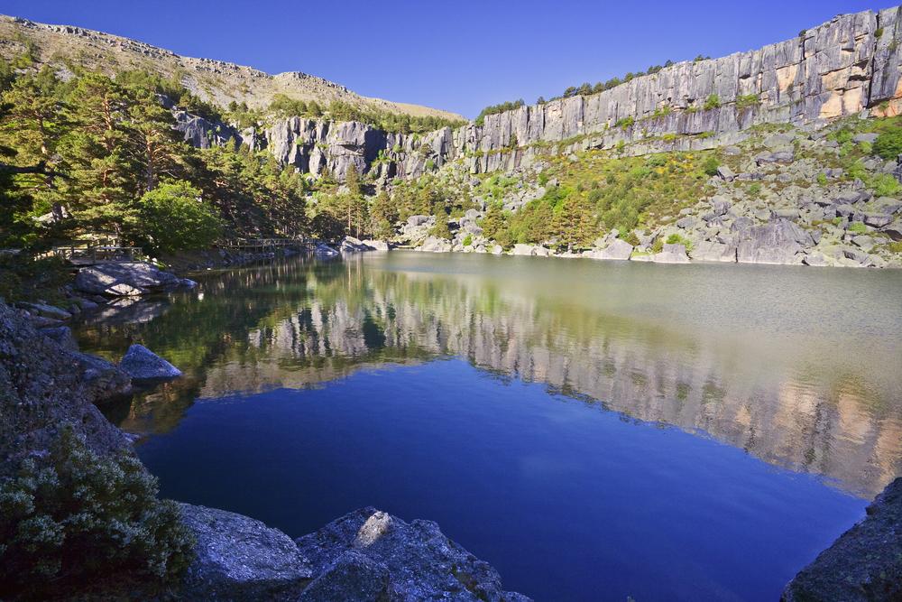 Laguna Negra y Circos Glaciares de Urbión, Sòria