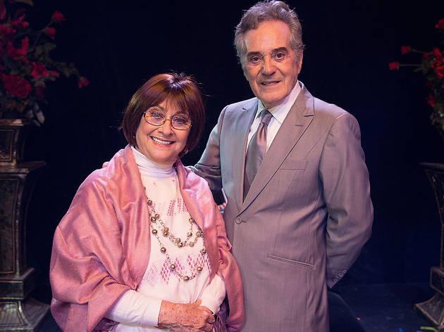 Susana Alexander y Roberto D ́Amico