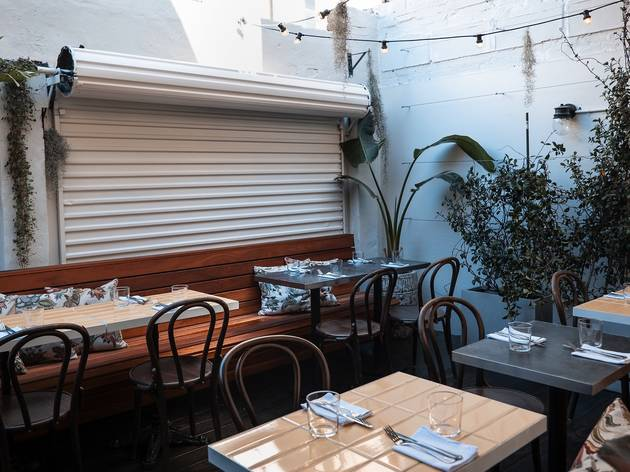 Ezra Restaurant (Photograph: Supplied)