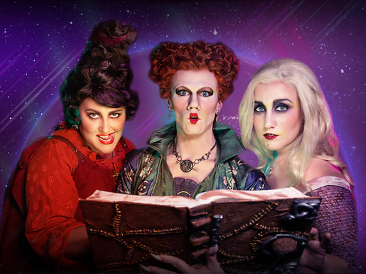 I Put a Spell On You: The Sanderson Sisters Break the Internet