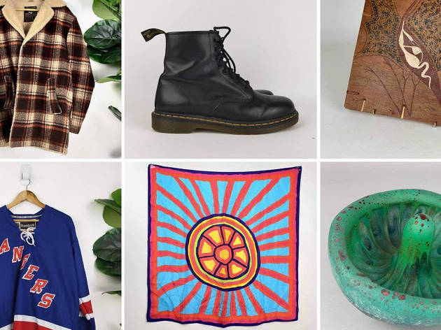 Various items available through the sacred heart op shop online store