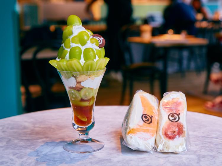 人気フルーツサンド専門店ダイワスーパーのカフェが恵比寿に出店