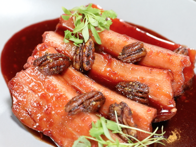 Alto x Cathay Pacific First Class_Pork Belly