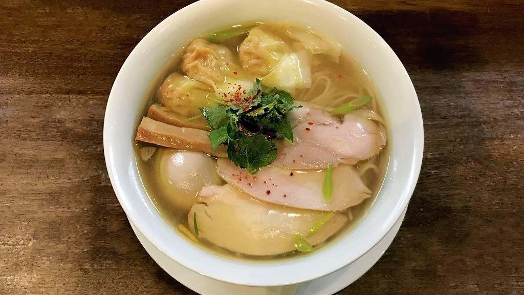 東京、ワンタン麺15選