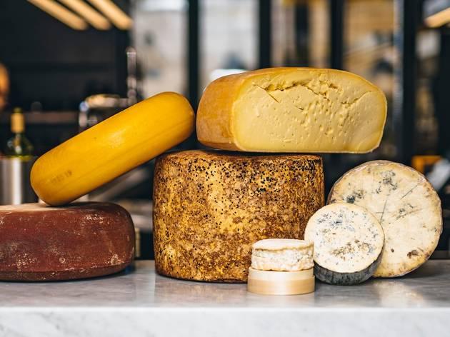 the cheese bar's Funk shop
