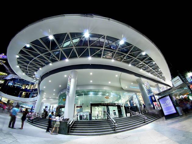 Dhoby Ghaut MRT