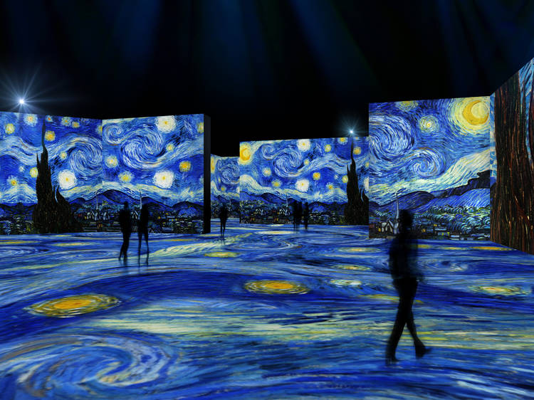 Indianapolis, IN: Step inside an immersive Van Gogh exhibit