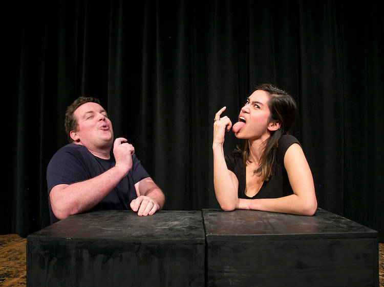 Not Yet Rated: An Improvised Horror Comedy