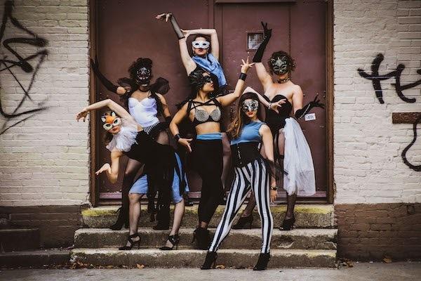 Guilty Pleasures Cabaret: Halloween Freak Show