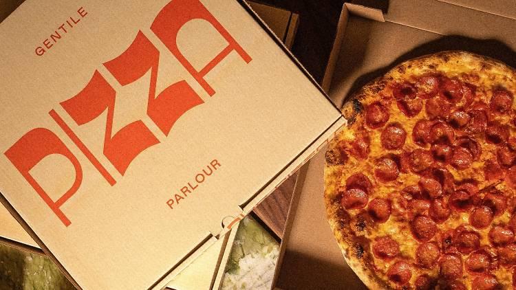 Gentile Pizza Parlour