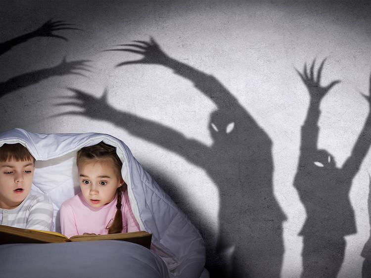Check out these Halloween books for kids