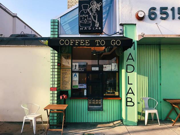 Mad Lab Coffee Hollywood