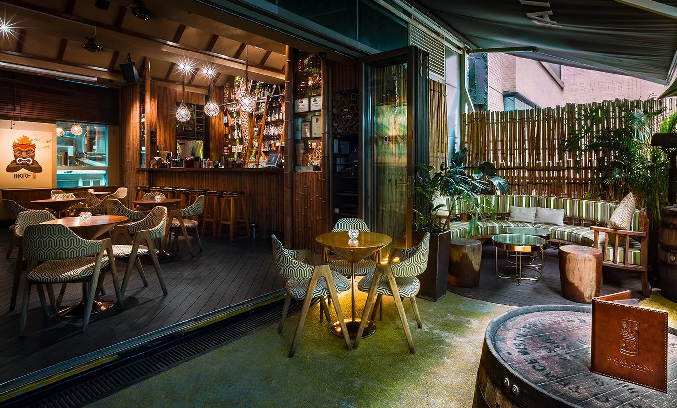 Honi Honi Tiki Cocktail Lounge