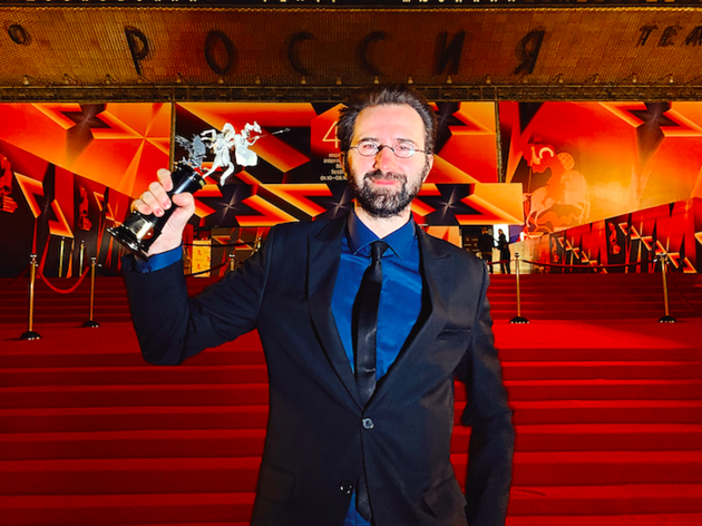 Erdem Tepegöz'ün filmi 'Gölgeler İçinde'  Moskova Film Festivali'nde Jüri Özel Ödülü'nü kazandı!