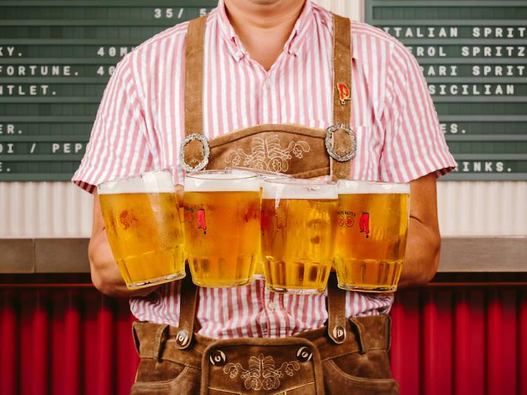 2021啤酒節限定活動