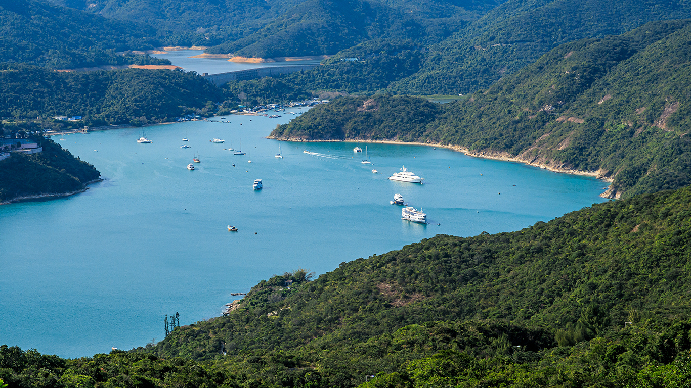 Tai Tam Harbour