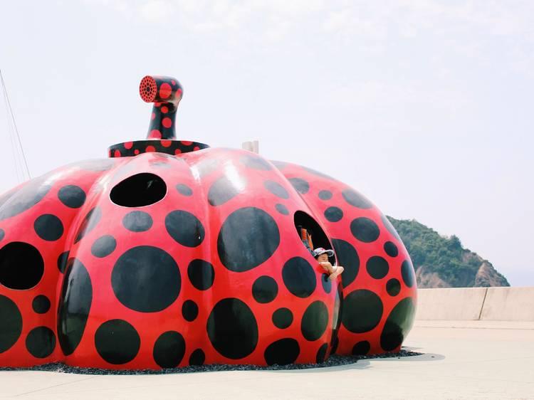 ベネッセアートサイト直島(香川県)