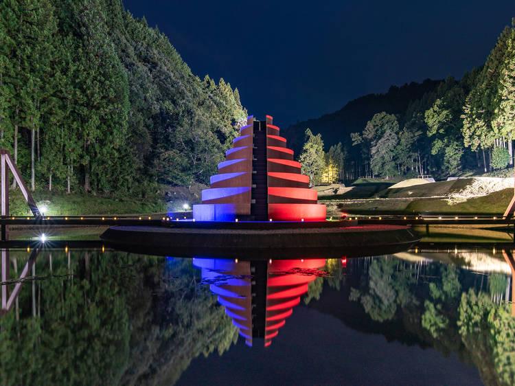 室生山上公園 芸術の森(奈良県)