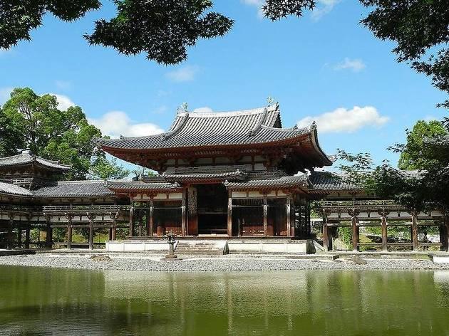 Uji Byodo-in Temple