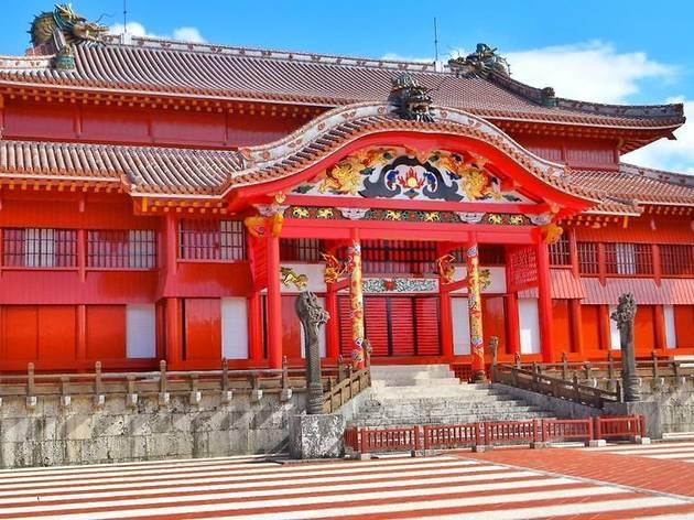 Shurijo Castle Okinawa