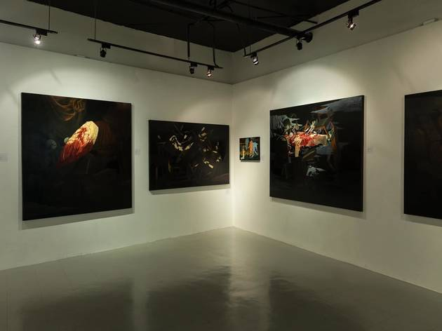 Last Life exhibition by Natagon Khamkayprong