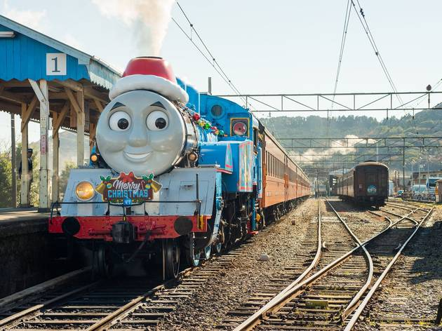 The Day Out With Thomas train tour has extended its run until end-December