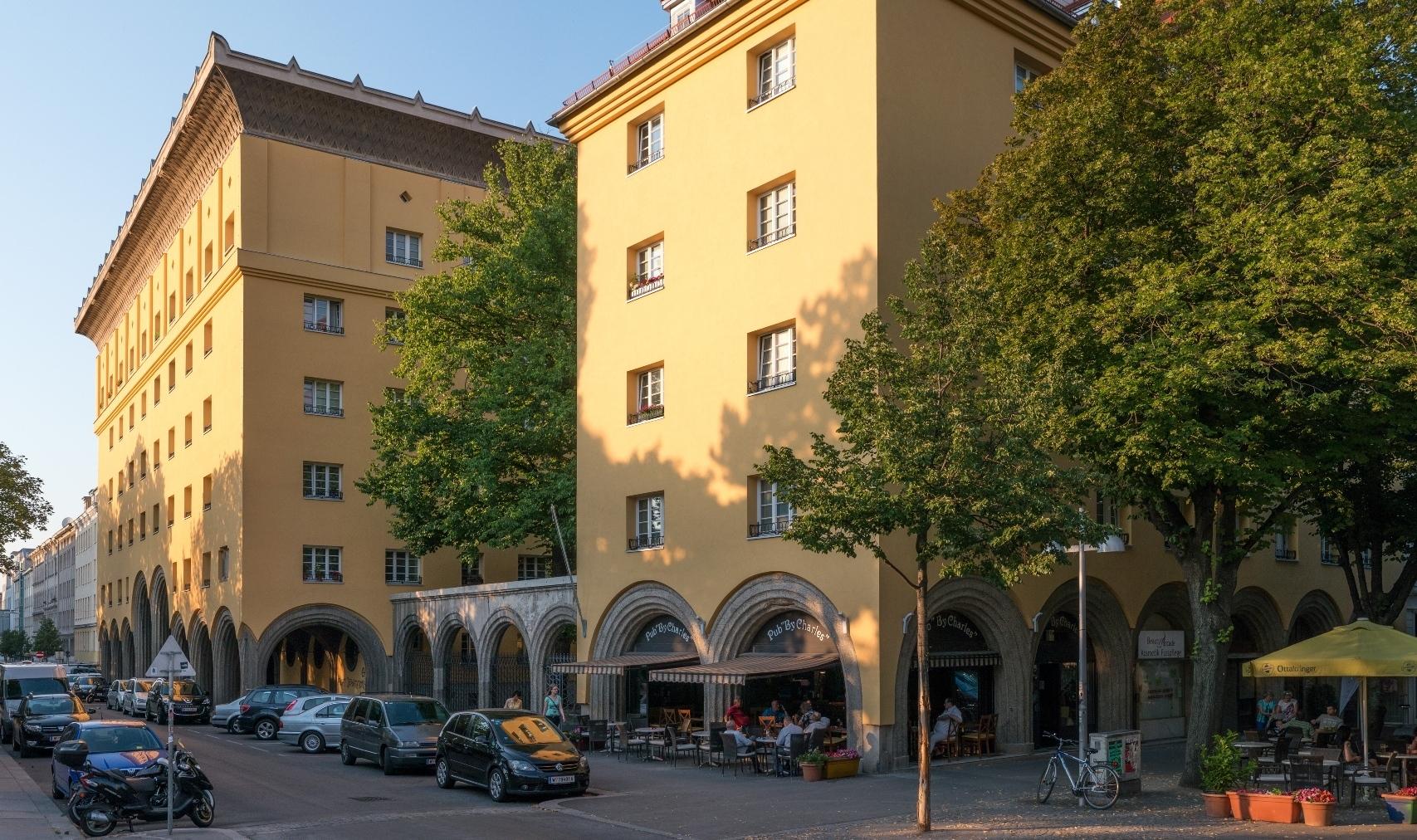 Rudolfsheim, Vienna