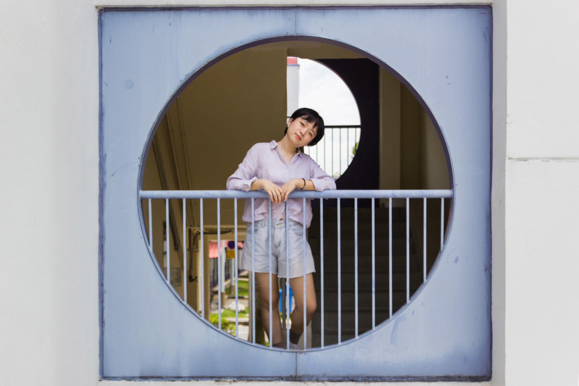 OH! Open House, Ang Kia Yee