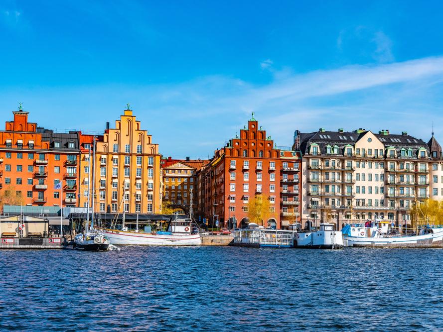 Kungsholmen in Stockholm
