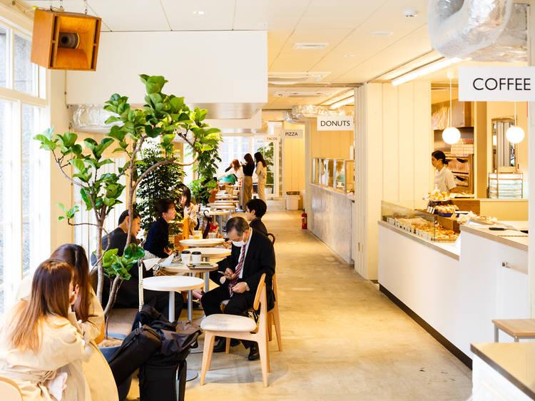 おしゃれフードコート? 人気店を集めたセントラルキッチンが日本橋に誕生