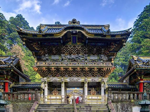 Photo: Sean Pavone/DreamstimeToshogu Shrine in Nikko