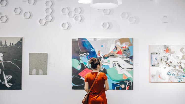 Campo Pequeno Art Gallery