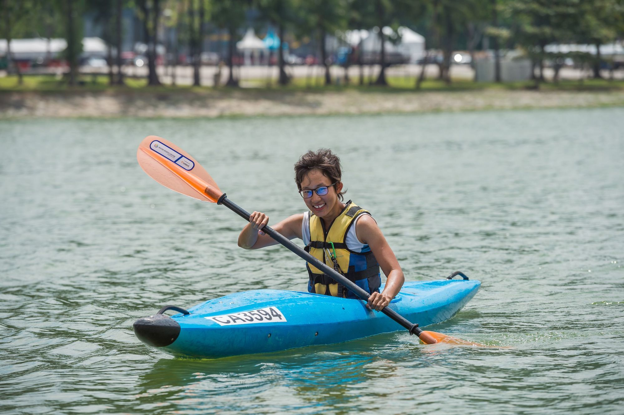 The best places for water sports in Singapore