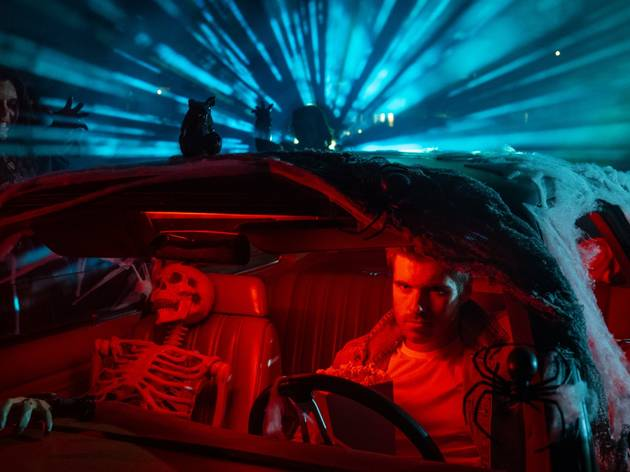 Frightful Eighties Drive-in Cinema