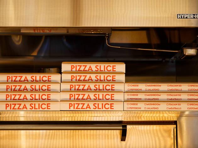Pizza Slice ピザ スライス カミサリー