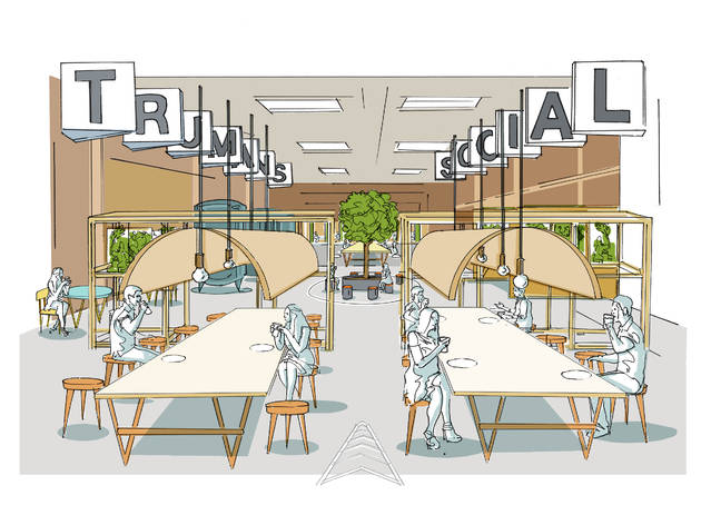 The UK's 'biggest beer hall' is opening in east London