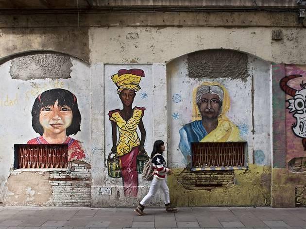 Murals del Raval