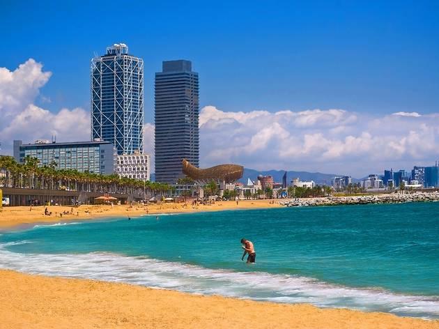 Litoral marítim de Barcelona