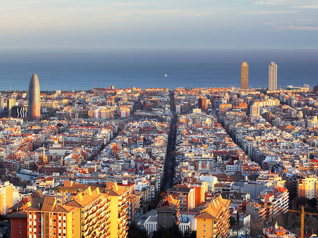 Paisatge urbà de Barcelona