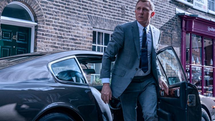 Daniel Craig em '007 No Time To Die'