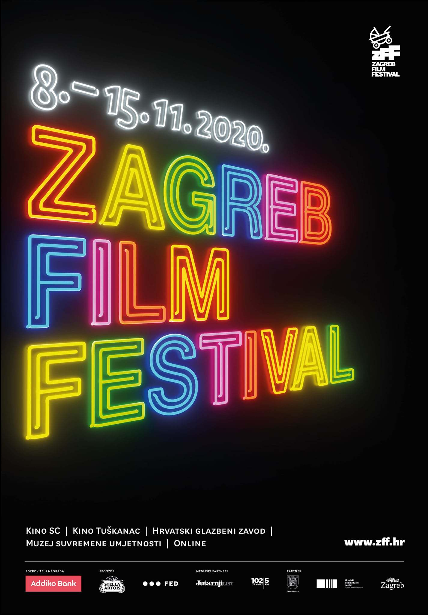 Zagreb Film Festival's 18th edition is approaching!