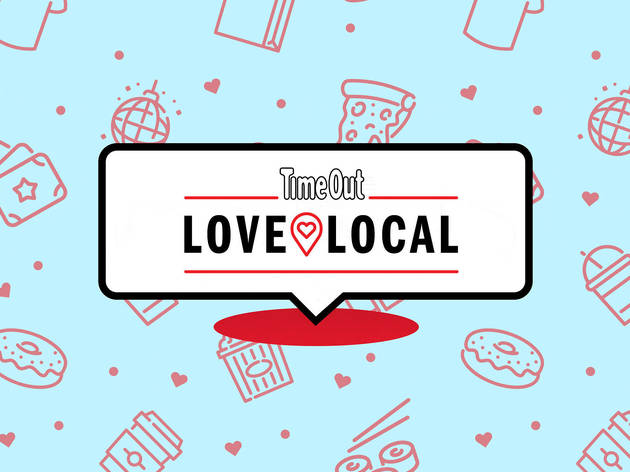 Love Local Time Out