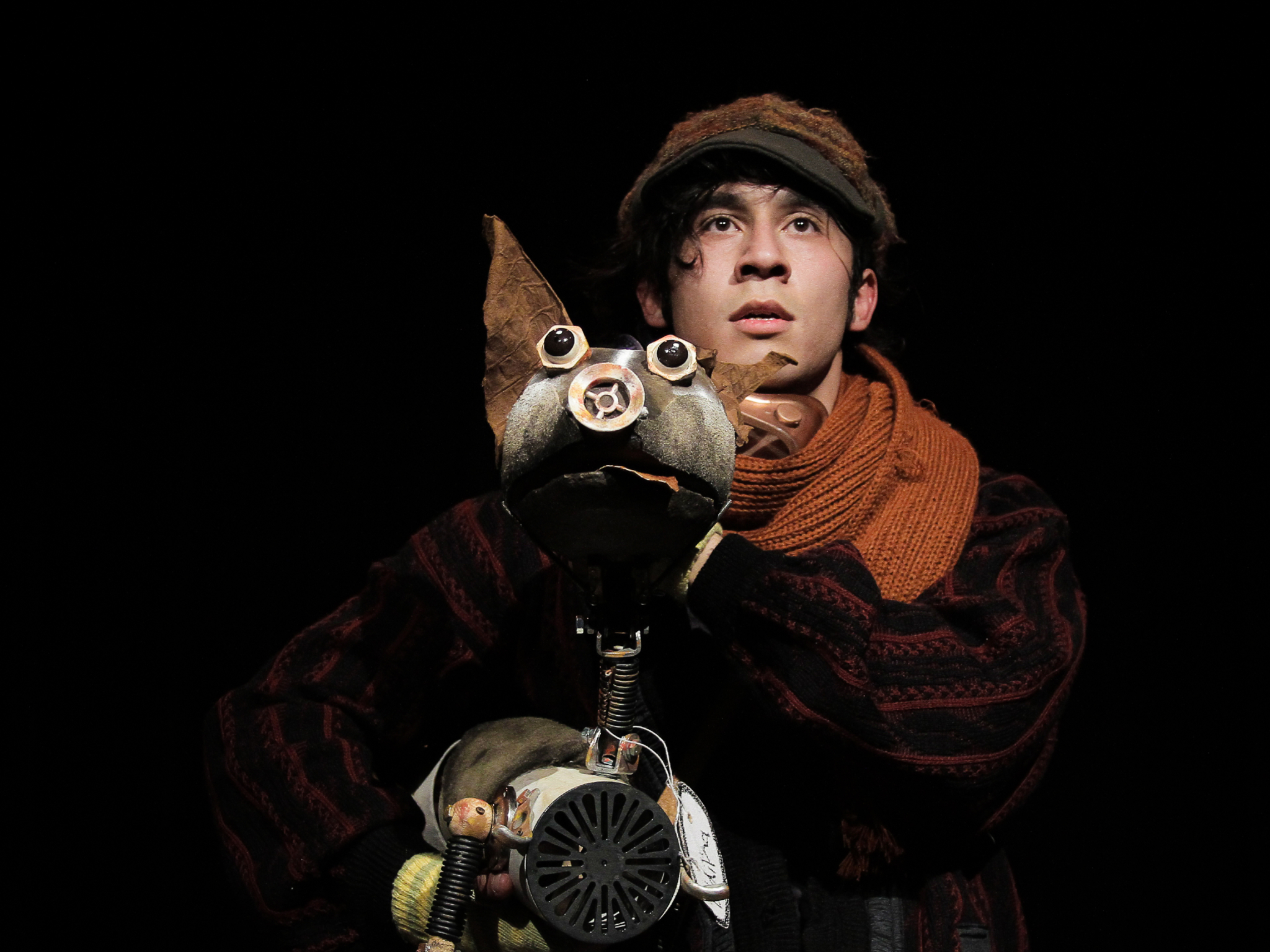 Sputnik, obra de teatro para niños