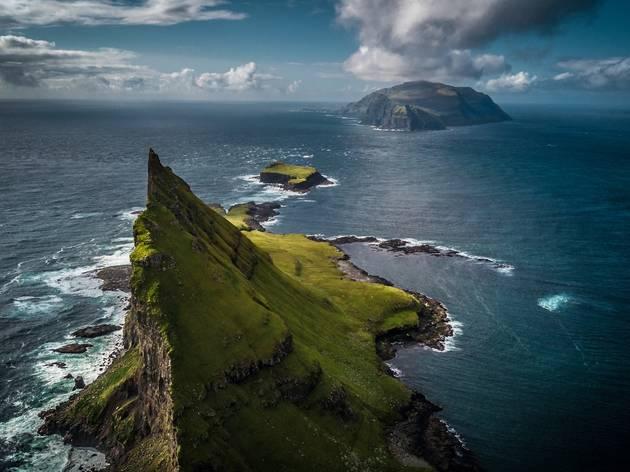 Faroe Islands landscape