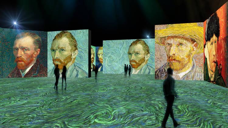 Van Gogh Indianapolis Museum of Art