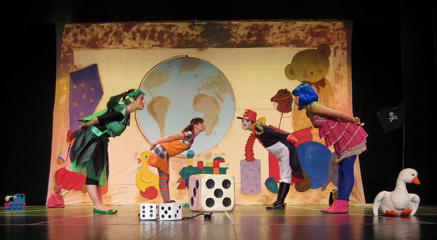 Obras de teatro para niños en la CDMX