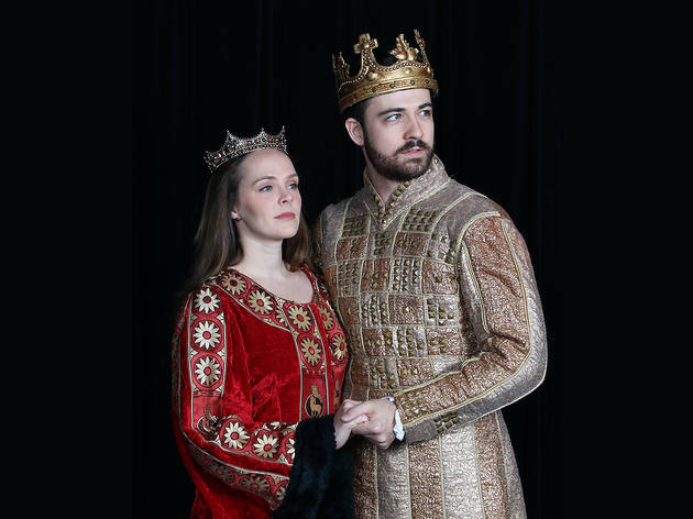 Camelot at Actors' Playhouse