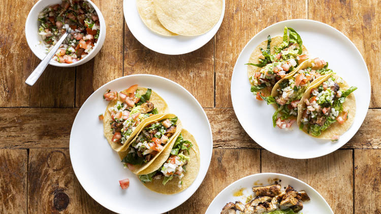Make-Out Meals tacos