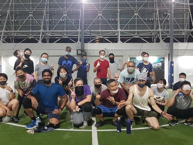 Tokyo Dodgeball