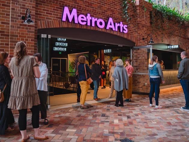 Metro Arts theatre and gallery